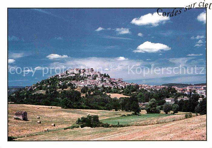 AK / Ansichtskarte Cordes sur Ciel Panorama Kat. Cordes sur Ciel 0