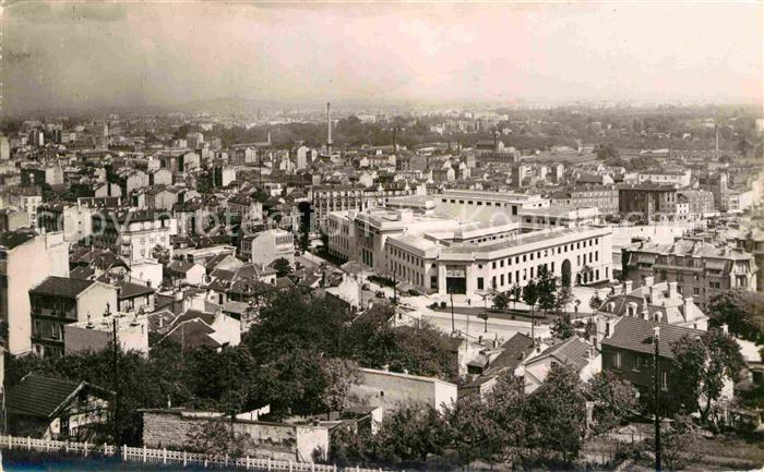 AK / Ansichtskarte Puteaux Panorama avec l Hotel de Ville  Kat. Puteaux