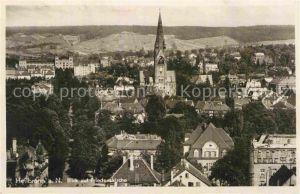 AK / Ansichtskarte Heilbronn Neckar Blick auf die Friedenskirche Kat. Heilbronn