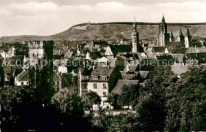 AK / Ansichtskarte Heilbronn Neckar Blick zum Wartberg Kat. Heilbronn