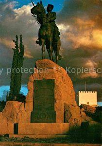 AK / Ansichtskarte Windhoek Reiter von Suedwest Denkmal Reiterstandbild Kat. Windhoek
