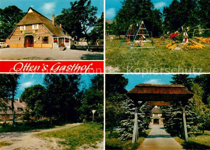 AK / Ansichtskarte Adolphsdorf Otten s Gasthof  Kat. Grasberg