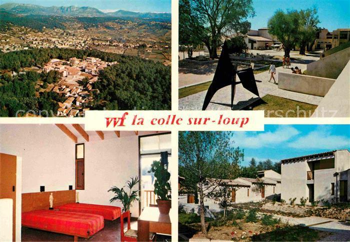 AK / Ansichtskarte Colle sur Loup La Village Vacances Famillies Kat. La Colle sur Loup