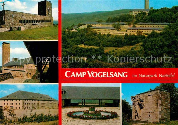 AK / Ansichtskarte Vogelsang Eifel Camp im Naturpark Nordeifel Kat. Schleiden
