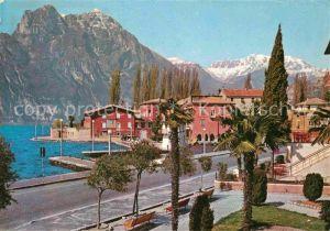 AK / Ansichtskarte Torbole Lago di Garda Lago di Garda Kat. Italien