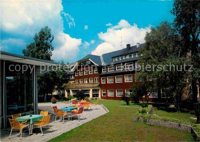 AK / Ansichtskarte Hinterzarten Parkhotel Adler im Schwarzwald Kat. Hinterzarten