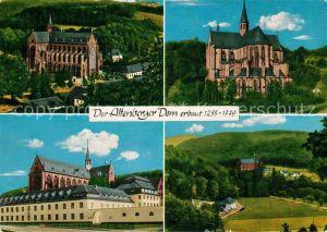 AK / Ansichtskarte Altenberg Rheinland Altenberger Dom Kat. Odenthal