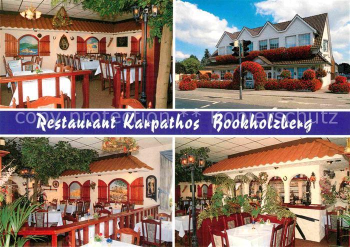 AK / Ansichtskarte Bookholzberg Restaurant Karpathos Kat. Ganderkesee