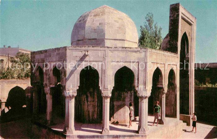 Baku Shirvanshah Palace  Kat. Baku