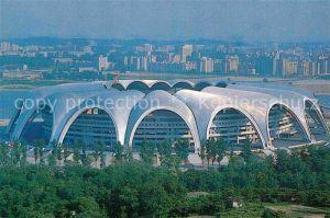 AK / Ansichtskarte Pjoengjang Stadion 1. Mai