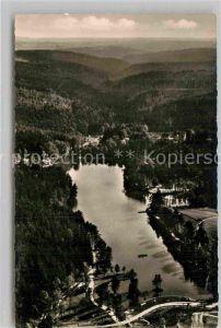 AK / Ansichtskarte Ebnisee Hotel Ebnisee Fliegeraufnahme