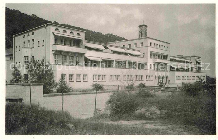 AK / Ansichtskarte Bad Duerkheim Sanatorium Sonnenwende Kat. Bad Duerkheim