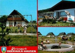 AK / Ansichtskarte Oberaula Ferienpark Oberaula Hausen  Kat. Oberaula