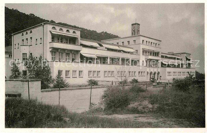 AK / Ansichtskarte Duerkheim Bad Sanatorium Sonnenwende Kat. Bad Duerkheim