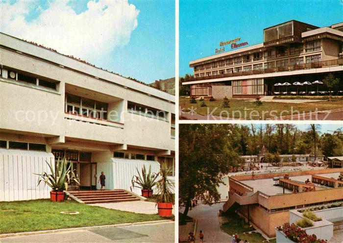 AK / Ansichtskarte Harkanyfuerdo Hotel Ferienanlage