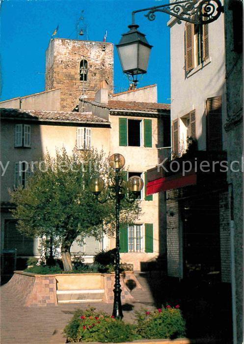 AK / Ansichtskarte Saint Raphael Var Promenade rue de la vieille Eglise Kat. Saint Raphael