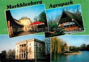 AK / Ansichtskarte Markkleeberg Agrapark Kat. Markkleeberg