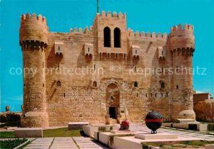 AK / Ansichtskarte Alexandria Alexandrie Aegypten Citadelle de Kayetbay Kat. Alexandria