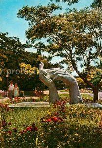 AK / Ansichtskarte Jerewan Denkmal