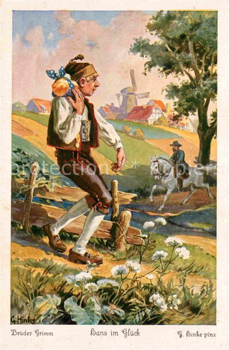 Märchen Hans Im Glück