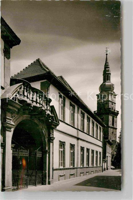 AK / Ansichtskarte Gruenstadt Altes Leininger Tor Kat. Gruenstadt