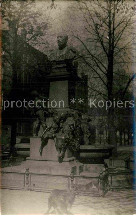 AK / Ansichtskarte Dortmund Kriegerdenkmal Kat. Dortmund