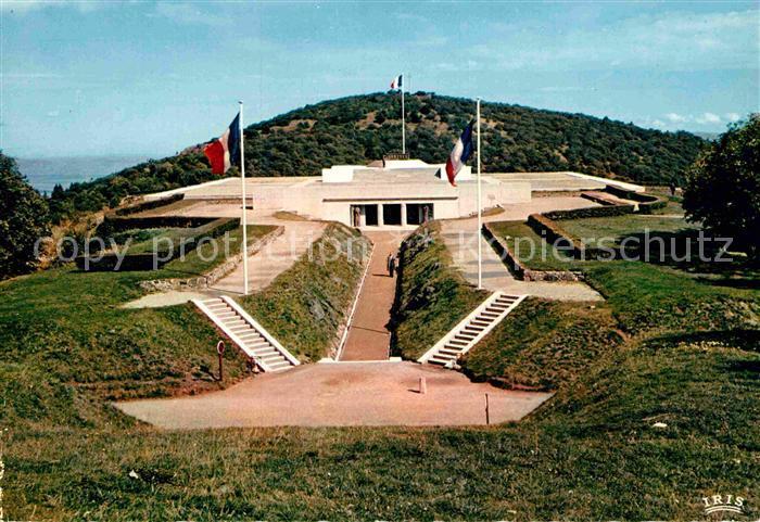AK / Ansichtskarte Hartmannsweilerkopf National Denkmal Kat. Hartmannswiller