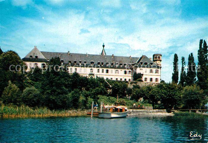 AK / Ansichtskarte Bourget du Lac Savoie Le Abtei Kat. Le Bourget du Lac