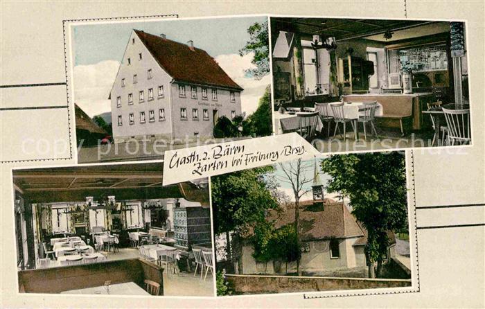 AK / Ansichtskarte Freiburg Breisgau Gasthof zum Baeren Kat. Freiburg im Breisgau