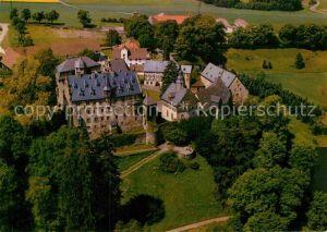 AK / Ansichtskarte Lauterbach Hessen Schloss Eisenbach Fliegeraufnahme Kat. Lauterbach (Hessen)