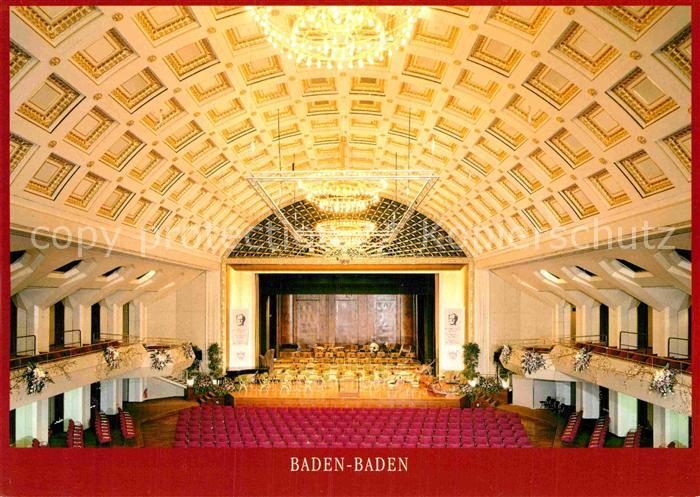 Benazet Saal Baden Baden