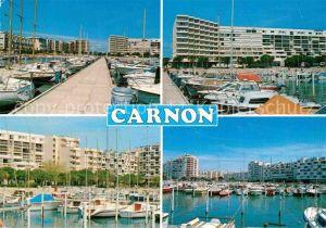 AK / Ansichtskarte Carnon Port Kat. Mauguio