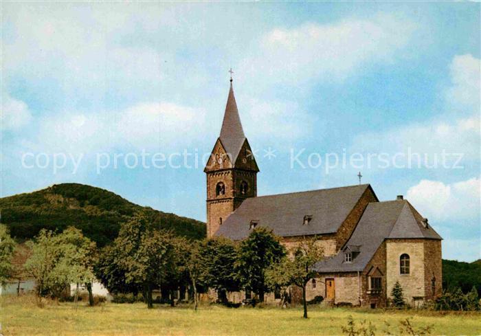 AK / Ansichtskarte Ittenbach Pfarr  und Wallfahrtskirche  Kat. Koenigswinter