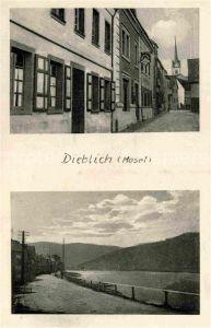 AK / Ansichtskarte Dieblich Gasthaus  Kat. Dieblich