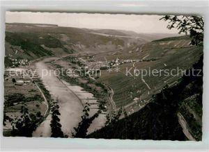 AK / Ansichtskarte Enkirch Mosel Panorama Kat. Enkirch