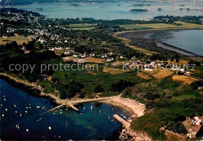 AK / Ansichtskarte Ile aux Moines Le petit port de Goret Kat. Ile aux Moines