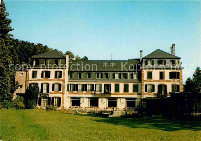 AK / Ansichtskarte Le Hohwald Le Grand Hotel Kat. Le Hohwald