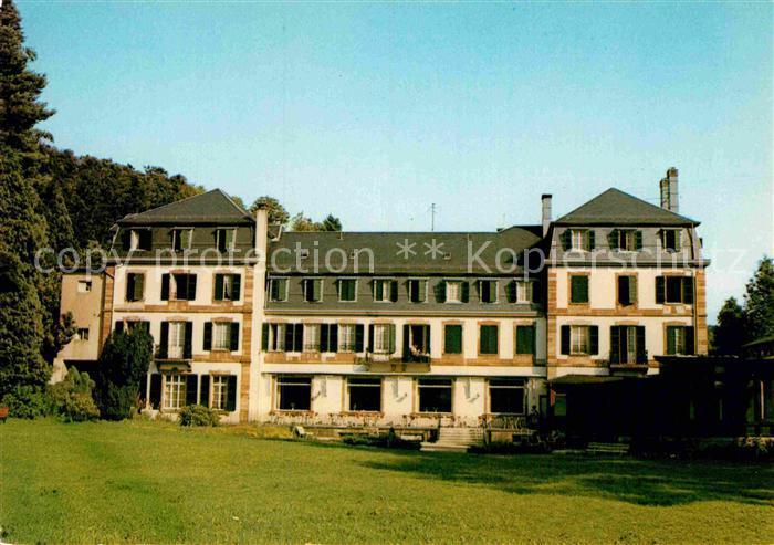 AK / Ansichtskarte Le Hohwald Grand Hotel Kat. Le Hohwald