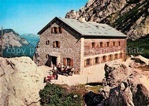 AK / Ansichtskarte Berchtesgaden Blaueishuette Kat. Berchtesgaden