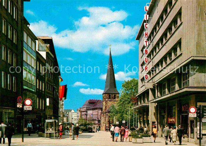 AK / Ansichtskarte Essen Ruhr Kettwiger Strasse Kat. Essen