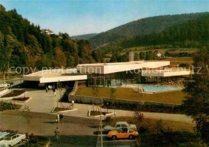 AK / Ansichtskarte Bad Herrenalb Thermalbad Kurort im Schwarzwald Kat. Bad Herrenalb