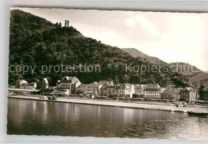 AK / Ansichtskarte Traben Trarbach Ruine Panorama Kat. Traben Trarbach
