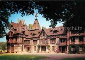 AK / Ansichtskarte Saint Pierre de Manneville Manoir de Villers Kat. Saint Pierre de Manneville