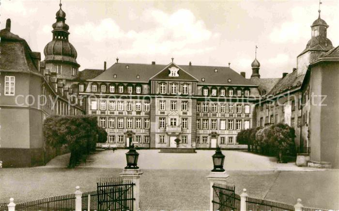 AK / Ansichtskarte Berleburg Bad Schloss Wittgenstein Kat. Bad Berleburg
