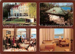 AK / Ansichtskarte Eutin Fissau Seeschloss am Kellersee Kat. Eutin