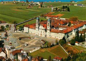 AK / Ansichtskarte Einsiedeln SZ Kloster Sankt Meinradsberg Kat. Einsiedeln