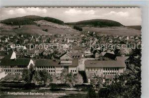 AK / Ansichtskarte Berleburg Bad Panorama Kat. Bad Berleburg