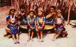 AK / Ansichtskarte San Blas Children dressed for a festival  Kat. Panama