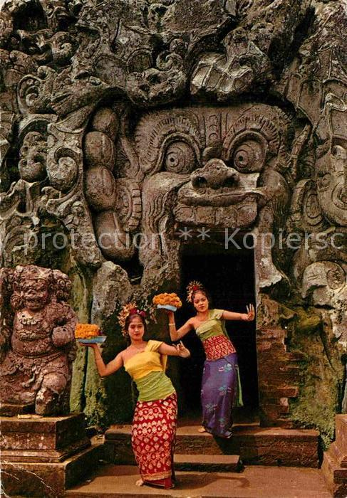 AK / Ansichtskarte Bali Indonesien Elefantenhoehle Kat. Bali
