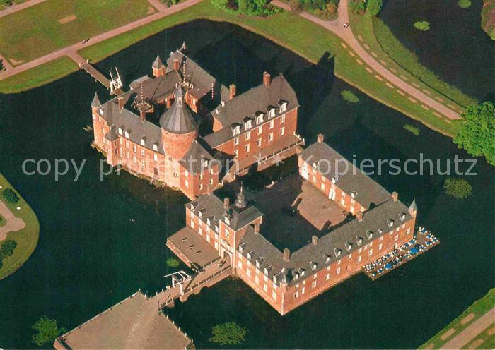 AK / Ansichtskarte Isselburg Schloss Anholt Kat. Isselburg